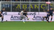 Perfekcyjny strzał. Tak El Sharaawy otworzył wynik meczu Inter - Roma (ZDJĘCIA ELEVEN SPORTS). WIDEO