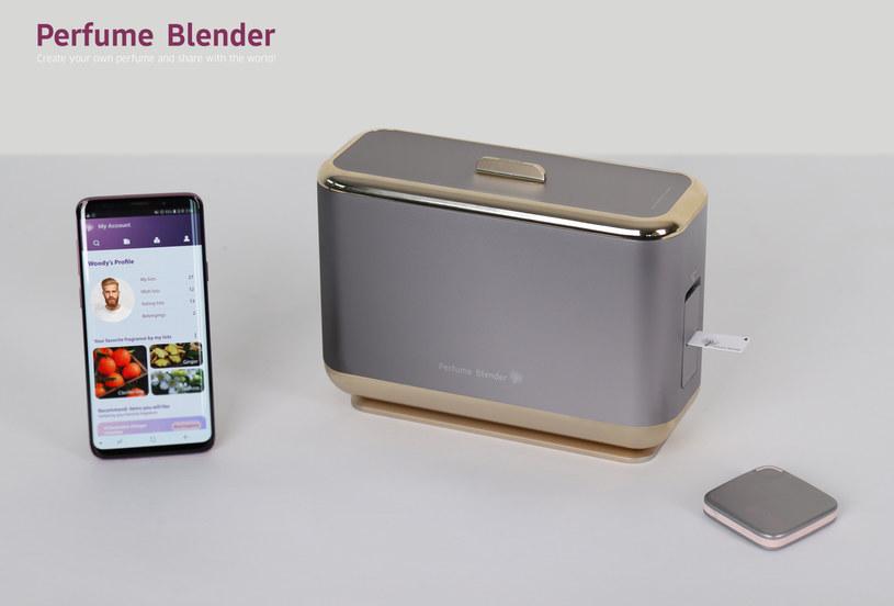 Perfume Blender /materiały prasowe