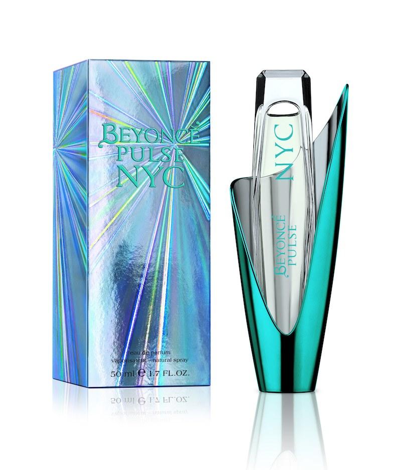 Perfumy Beyonce NYC /materiały prasowe