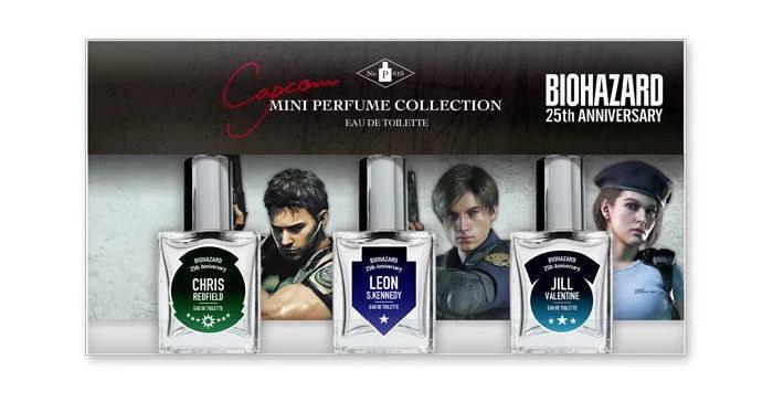 Perfumy inspirowane serią Resident Evil /materiały prasowe