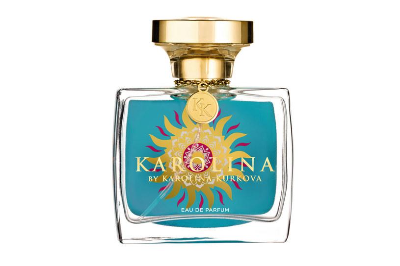 Perfumy Karolina by Karolina Kurkova /materiały prasowe
