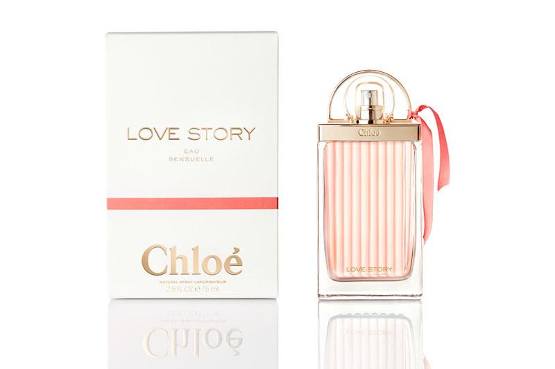 perfumy /materiały promocyjne