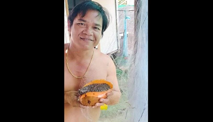 Perła jest warta ok. 3 mln bahtów, czyli ok. 360 tys. zł /facebook.com