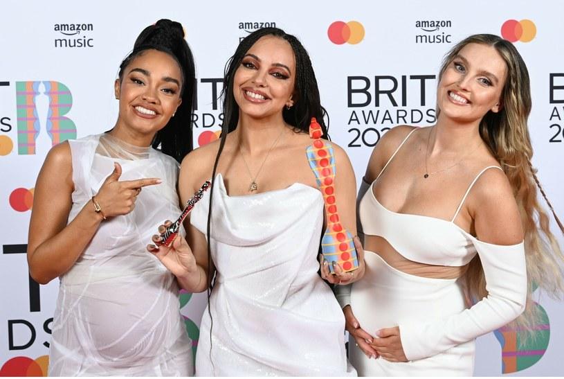 Perrie Edwards z zespołu Little Mix również spodziewa się dziecka /Rex Features /East News