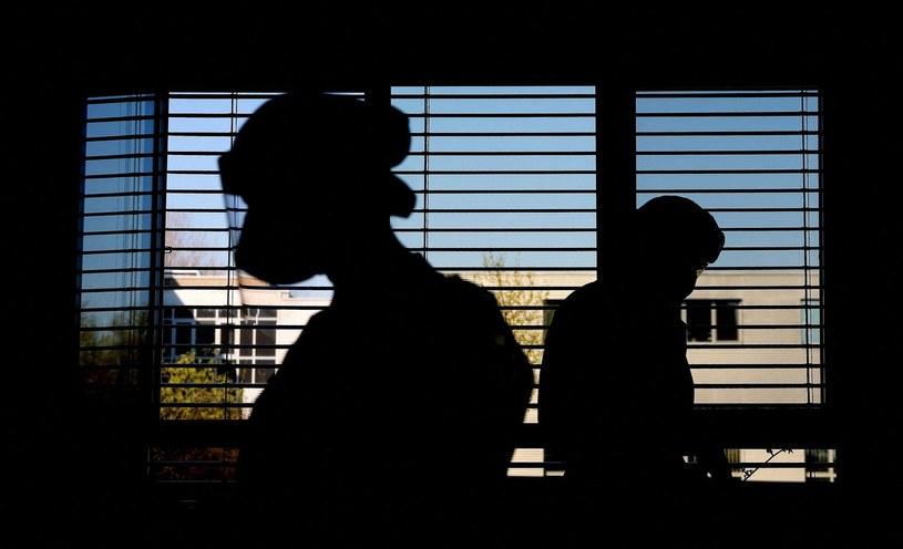 Personel medyczny w szpitalu w Magdeburgu /AFP