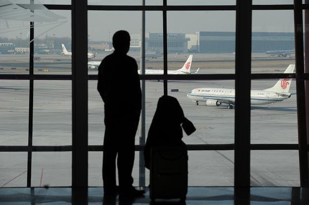 Perspektywy rozwoju transportu lotniczego są optymistyczne /AFP