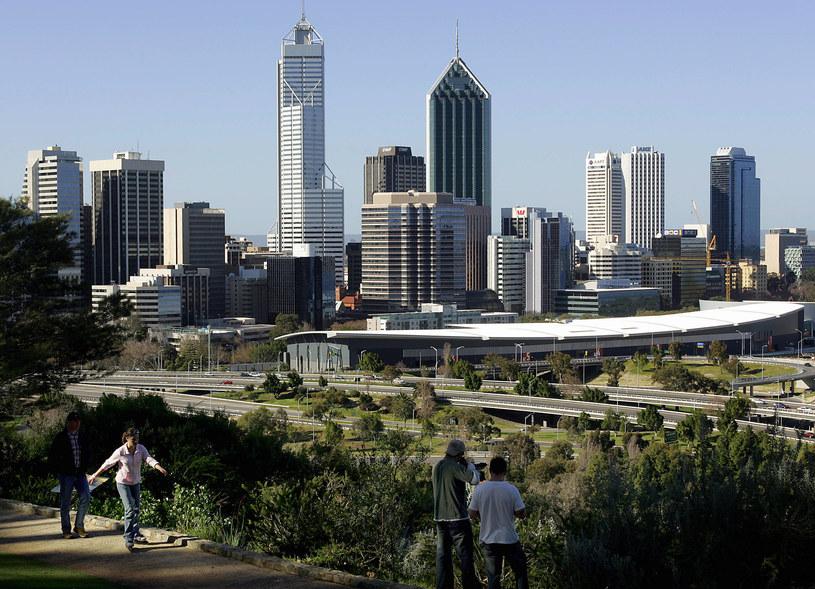 Perth - idealne miejsce do zamieszkania? /AFP