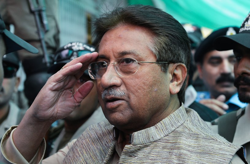 Pervez Musharraf /AAMIR QURESHI /AFP