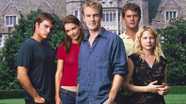 Perypetie Jacka, Joey, Dawsona, Pacey'a i Jen doprowadzały nas do łez, a czasem sprawiały, że mieliśmy ochotę rzucić pilotem w telewizor. /Polsat