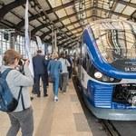 Pesa przekazała pierwszy pociąg Link niemieckiemu przewoźnikowi