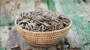Pestki słonecznika - przekąska wypełniona witaminą młodości