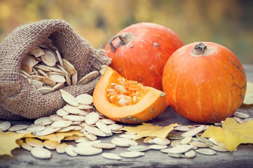 Pestki z dyni to skarbnica cennych wartości odżywczych /123RF/PICSEL