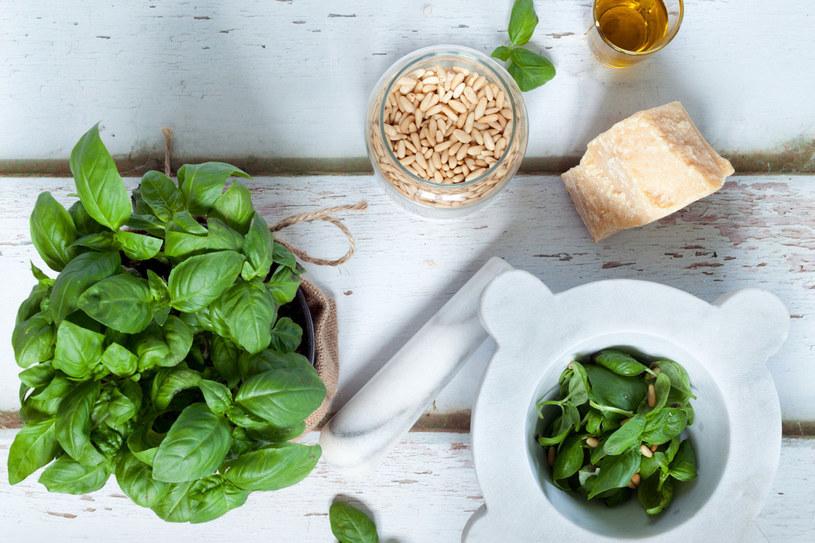 Pesto alla genovese /123RF/PICSEL