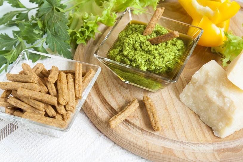 Pesto z pietruszki /materiały prasowe