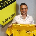 Peszko zadebiutował w Wieczystej Kraków. Strzelił gola, zaliczył asysty