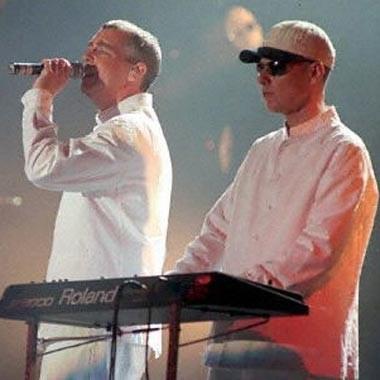 Pet Shop Boys /arch. AFP