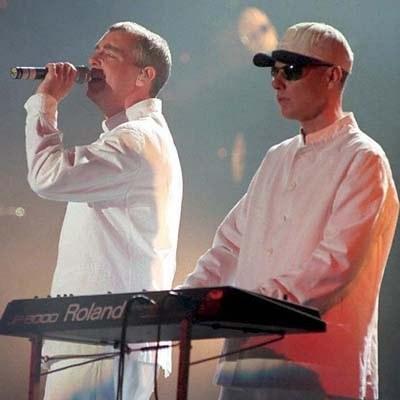 Pet Shop Boys /AFP
