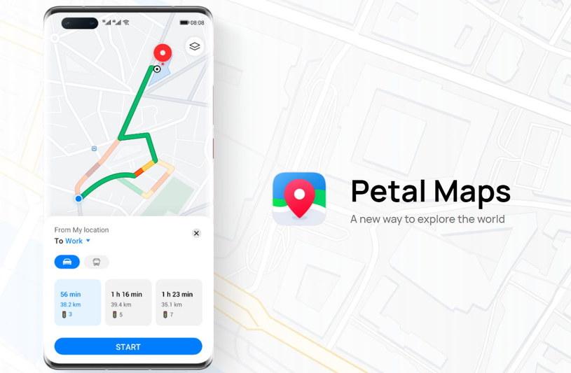 Petal Maps /materiały prasowe