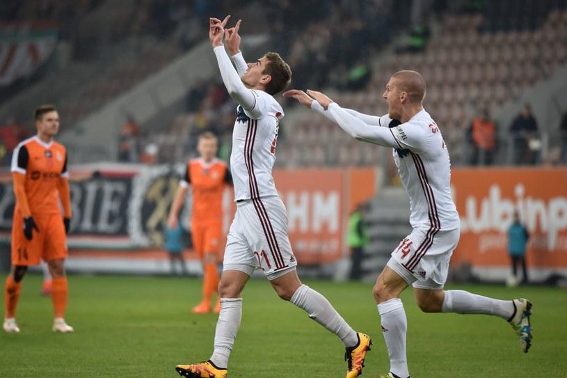 Petar Brlek (z lewej) i Zdenek Ondraszek /East News