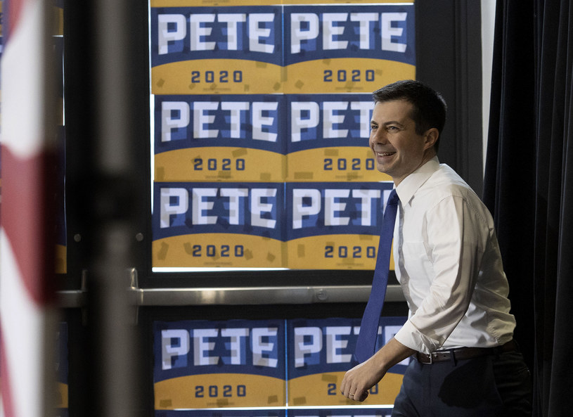 Pete Buttigieg /AFP