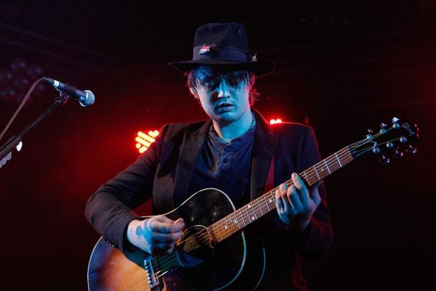 Pete Doherty: Alkohol szkodzi? fot. Simone Joyner /Getty Images/Flash Press Media