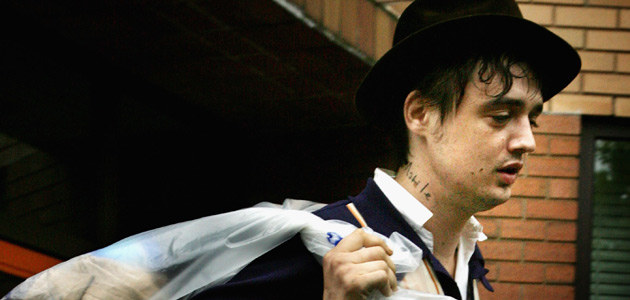 Pete Doherty, fot. Chris Jackson  /Getty Images/Flash Press Media