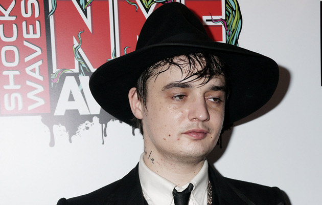 Pete Doherty, fot. Dave Hogan   /Getty Images/Flash Press Media