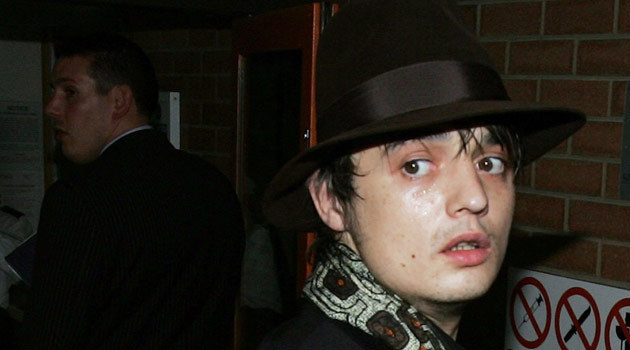 Pete Doherty, fot. Gareth Cattermole   /Getty Images/Flash Press Media