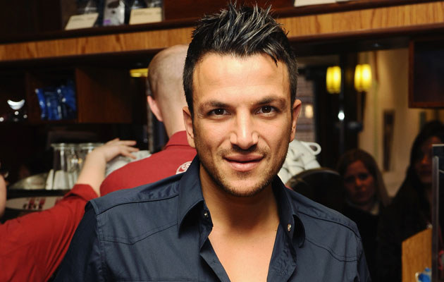Peter Andre, fot. Ian Gavan   /Getty Images/Flash Press Media