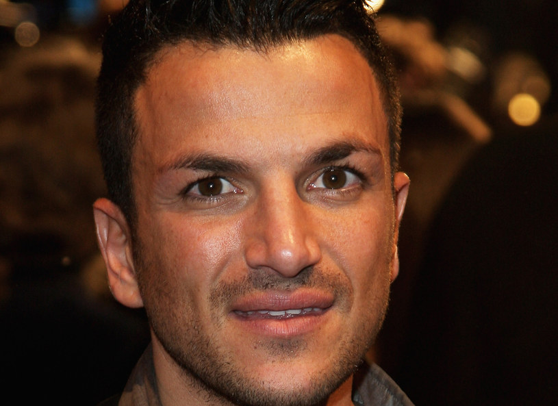 Peter Andre /Getty Images