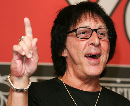 Peter Criss fot. Bryan Bedder /Getty Images/Flash Press Media