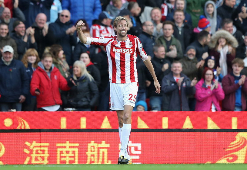 Peter Crouch /Matthew Lewis /Getty Images