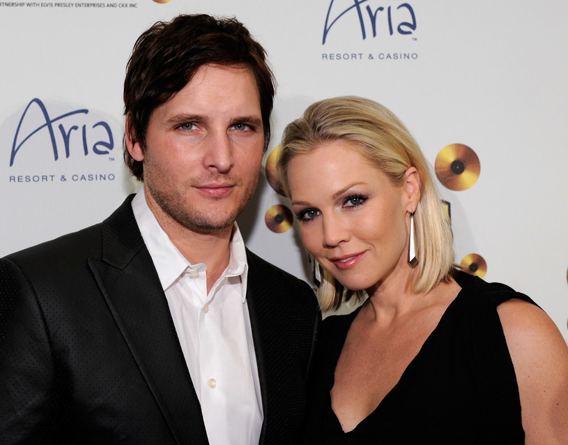Peter Facinelli, Jennie Garth /Ethan Miller /Getty Images