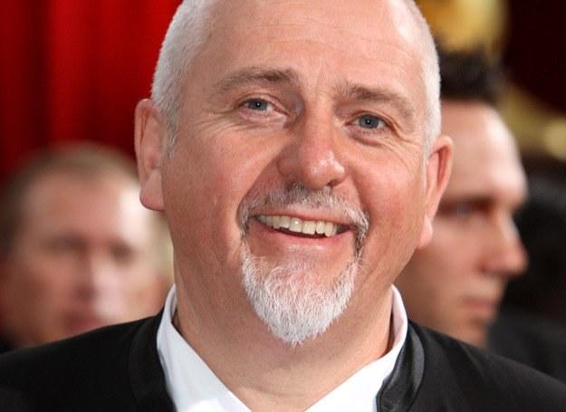 Peter Gabriel czeka na rewanż ze strony innych artystów - fot. Frazer Harrison /Getty Images/Flash Press Media