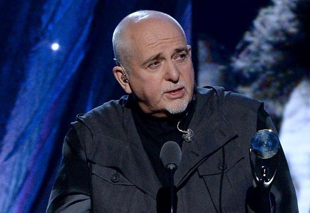 Peter Gabriel ma już 64 lata (fot. Larry Busacca) /Getty Images