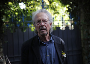 Peter Handke o decyzji Szwedzkiej Akademii: Jest bardzo odważna