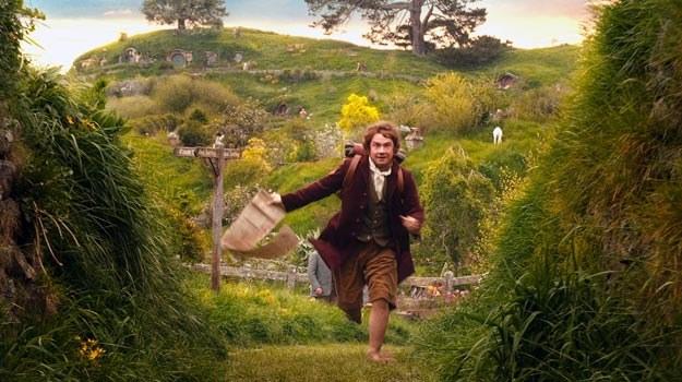 """Peter Jackson nakręcił"""" Hobbita"""" w Nowej Zelandii /materiały dystrybutora"""