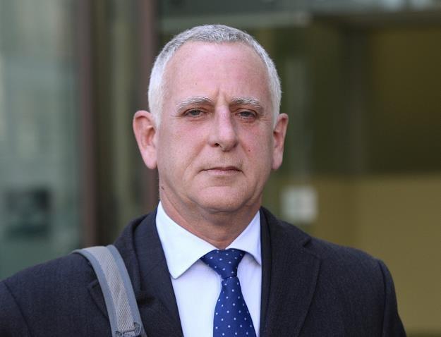 Peter Johnson, były pracownik Barclays Bank /EPA