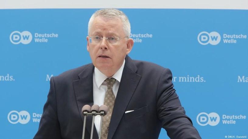 Peter Limbourg /K. Danetzki /Deutsche Welle