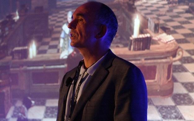 Peter Molyneux - zdjęcie /Informacja prasowa