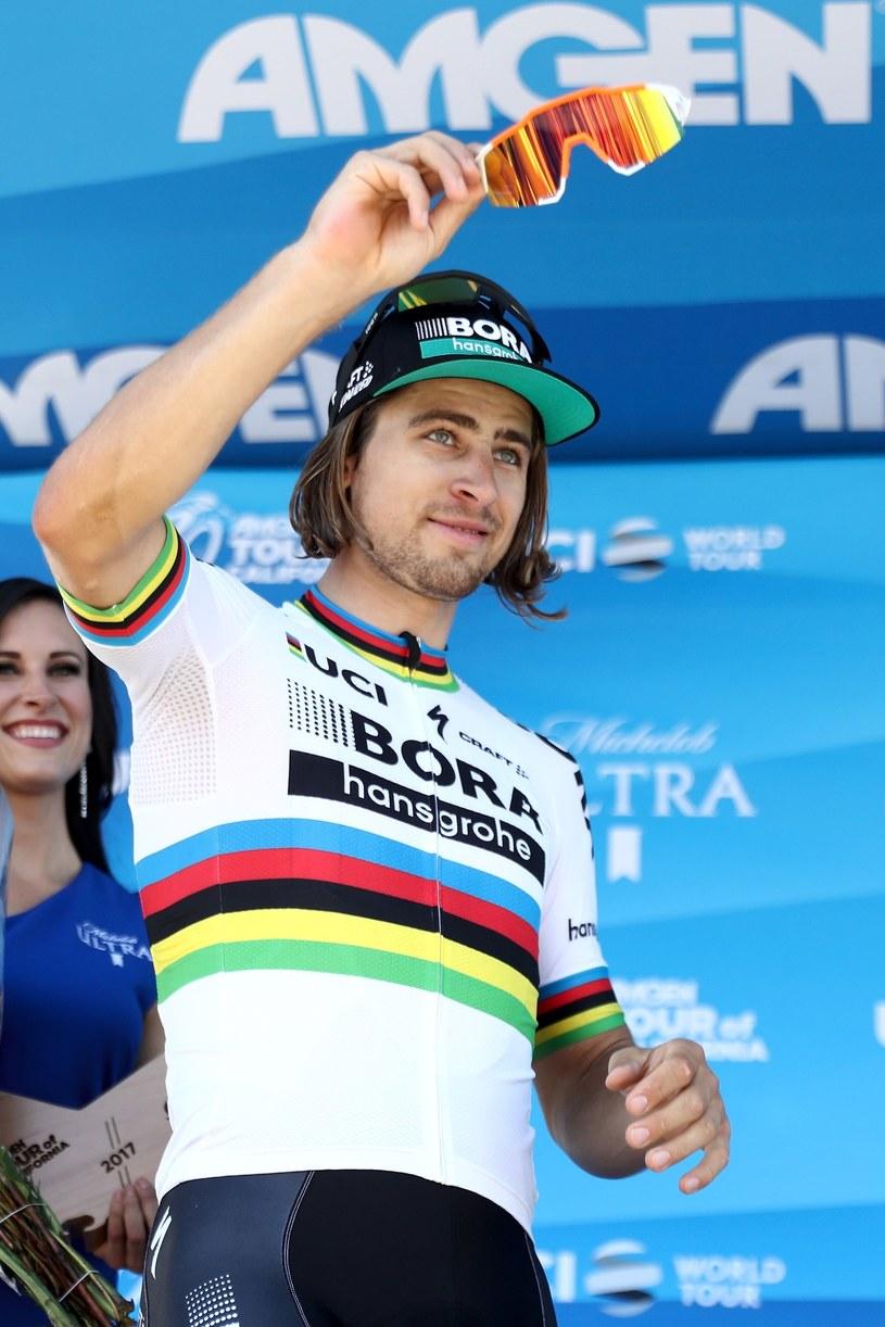 Peter Sagan to aktualny mistrz świata /AFP