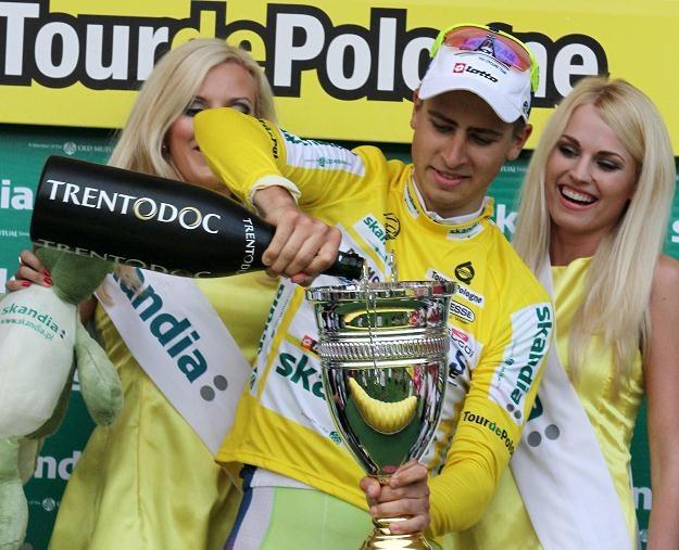 Peter Sagan wygrał 68. Tour de Pologne Fot. Jacek Bednarczyk /PAP