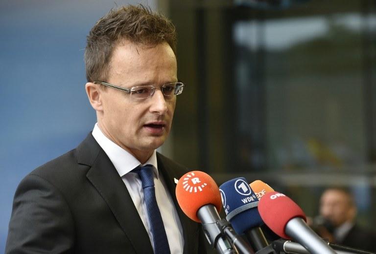 Péter Szijjártó /AFP