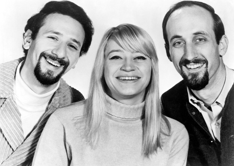 Peter Yarrow, Mary Travers i Paul Stookey /Michael Ochs Archives /Getty Images