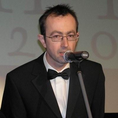 Peter Zelenka osobiście odebrał przyznane mu wyróżnienie /INTERIA.PL