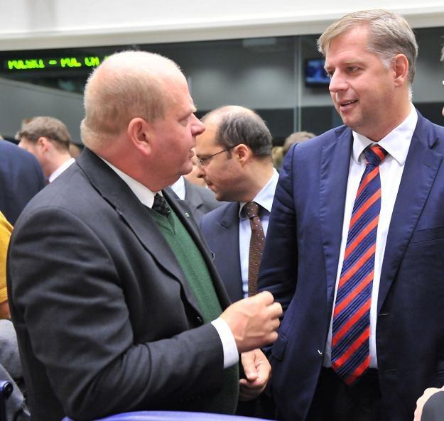 Petr Bendl (P), minister rolnictwa Czech /AFP