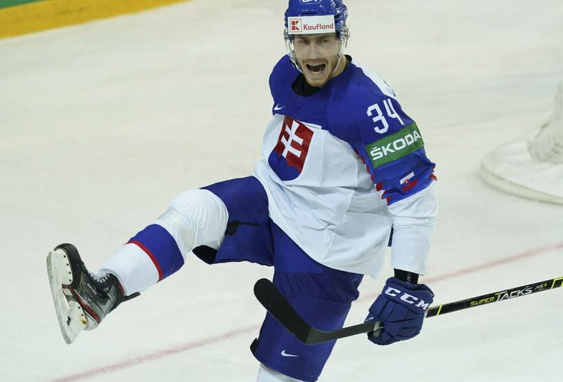 Petr Cehlarik (Słowacja) /AP /East News