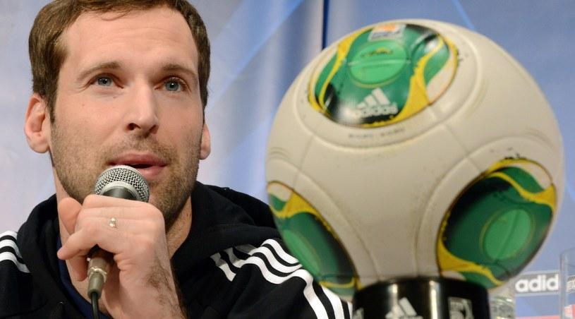 Petr Czech znowu w Chelsea /AFP