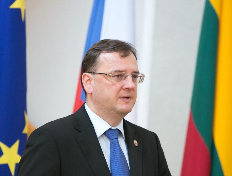 Petr Neczas /AFP