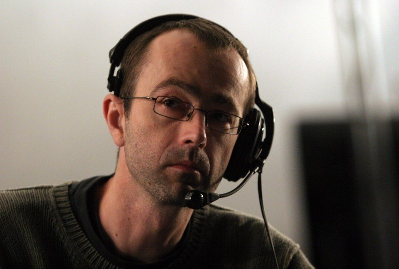 Petr Zelenka mówi, że teatr jest naturalny  /Tomasz Żurek /Reporter